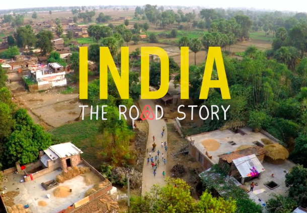 India: the road story