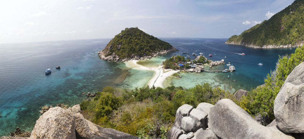 Koh Nang Yuan Viewpoint
